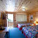 Mountain View Lodge & Cabins Near Mt. Rushmore - Family owned, this newer, well-maintained property offers lodge rooms & cabins. Modern & clean, with free breakfast, wifi, heated outdoor pool microwave/fridge in all rooms.