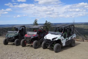 Mystic Trails Rentals :: Rent one of our new fleet of ATV's and snowmobiles and explore the mountain setting outside of Deadwood.