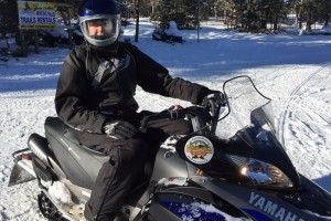 Mystic Trails Rentals :: Rent one of our new fleet snowmobiles and explore the mountain setting outside of Deadwood.