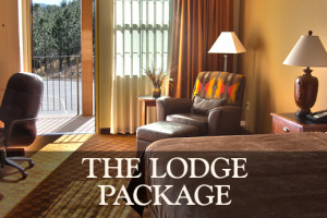 Lodge at Deadwood - seasonal packages