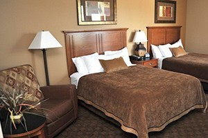 Lodge at Deadwood - Luxury Resort rooms