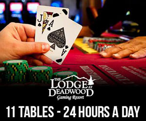 The Lodge at Deadwood : The newest luxury hotel & casino in Deadwood sets the standard for quality. Standard rooms, luxury & family suites, meeting space, packages, great dining & kids water park.