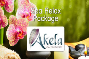 Lodge at Deadwood Spa & Lodging package