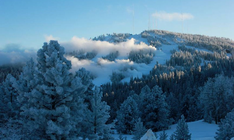Black Hills Skiing