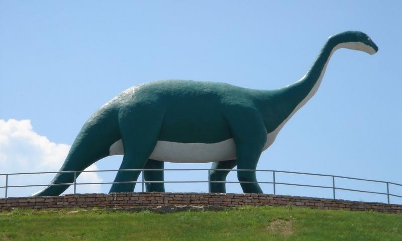 Rapid City Dinosaur Park Alltrips