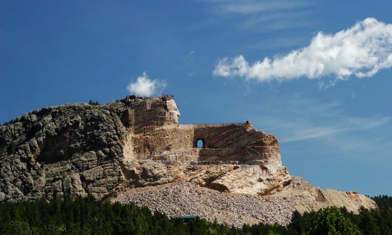 Crazy Horse Monument South Dakota