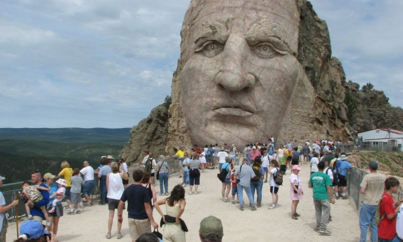 Crazy Horse Memorial Volksmarch