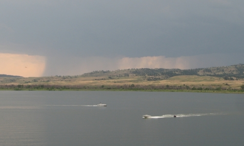 Angostura Lake