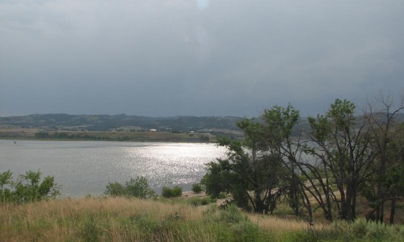 Angostura Recreation Area