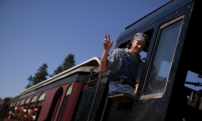 Black Hills Train