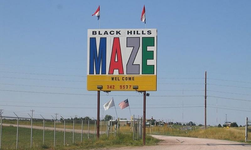 Black Hills Maze