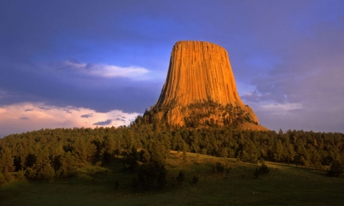 Devils Tower In Wyoming Alltrips