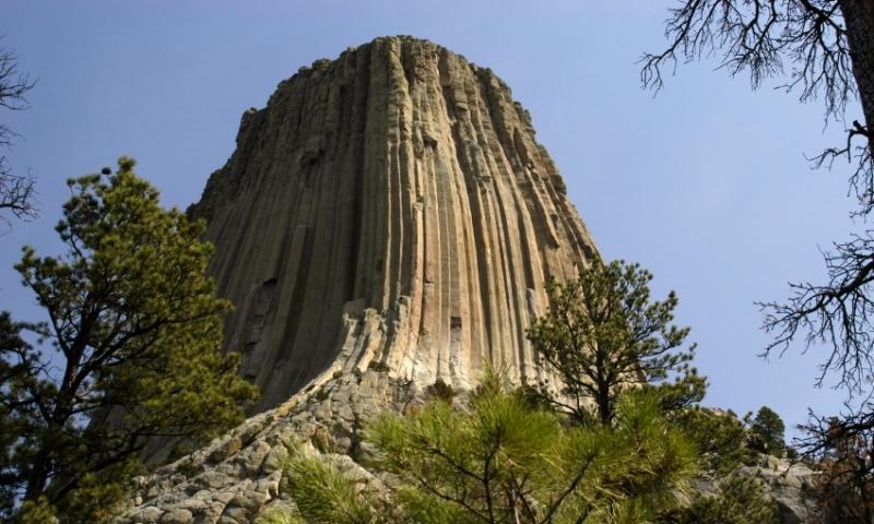 Wyoming Devils Tower