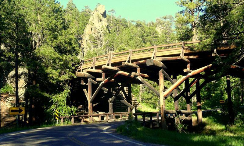 Black Hills Iron Mountain Road