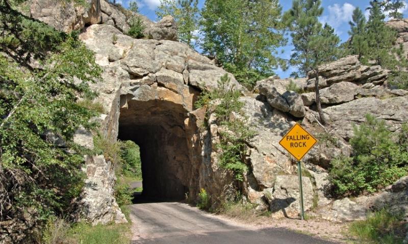 Iron Mountain Road Black Hills