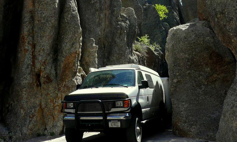 Black Hills Needles Highway