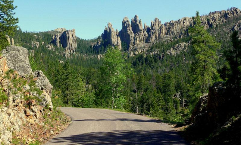 Needles Highway Black Hills South Dakota