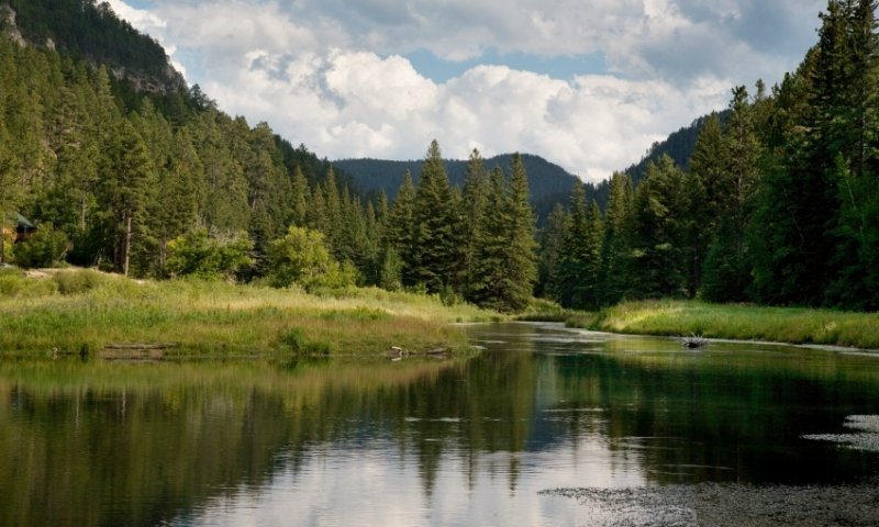 Spearfish Canyon Scenic Byway