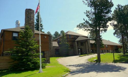 Sylvan Lake Lodge Black Hills