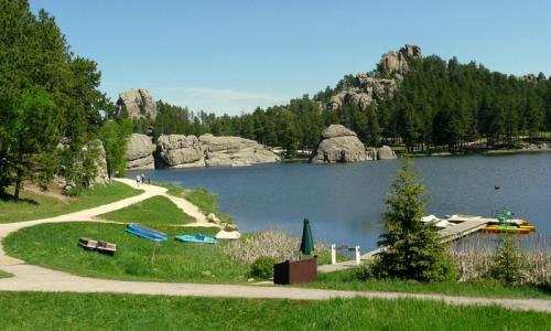Black Hills Sylvan Lake Lodge