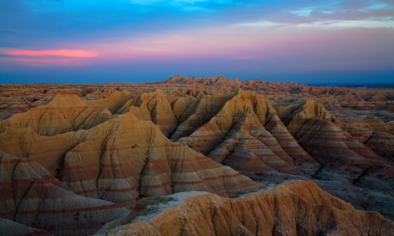 Badlands National Park South Dakota Alltrips