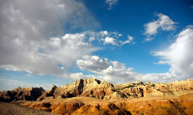 South Dakota Badlands National Park