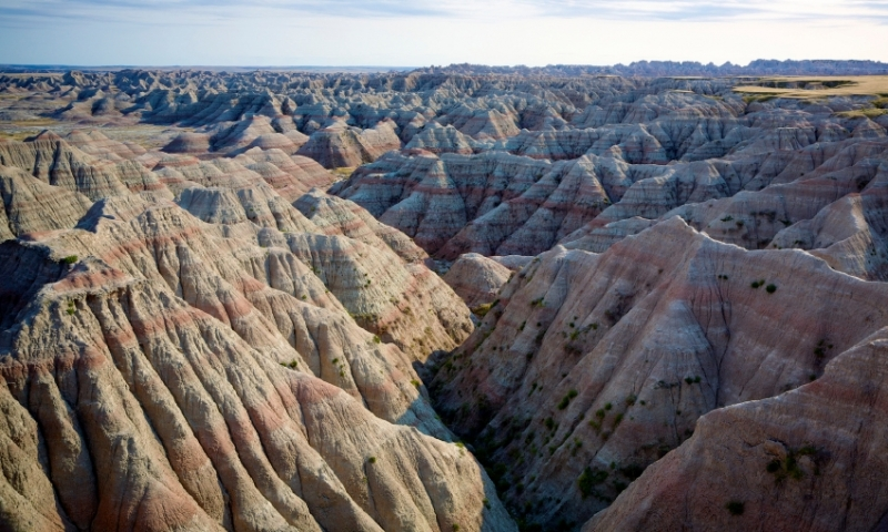 Badlands Park South Dakota