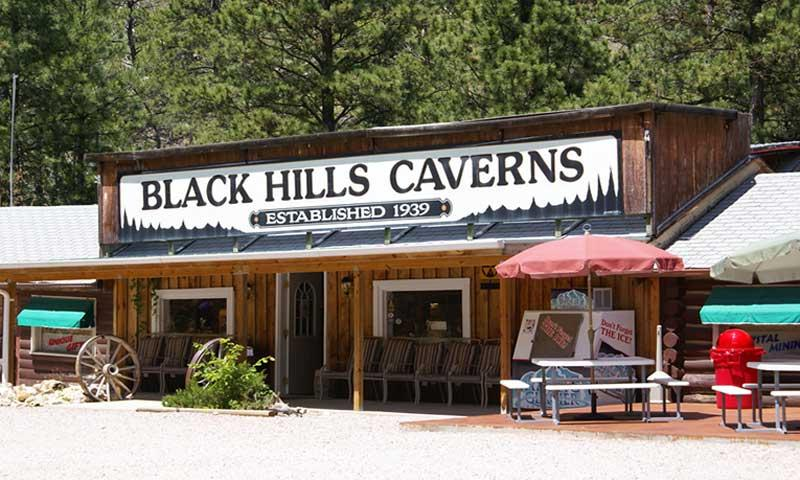 Black Hills Caverns Entrance