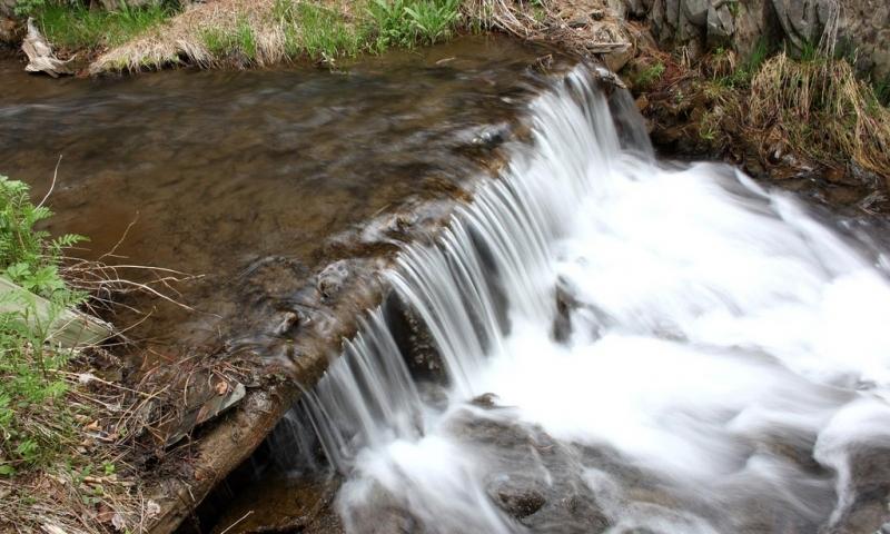 Thunderhead Falls Black Hills