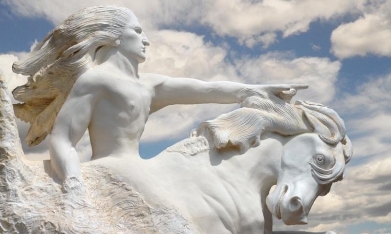 Crazy Horse Monument South Dakota Memorial Alltrips