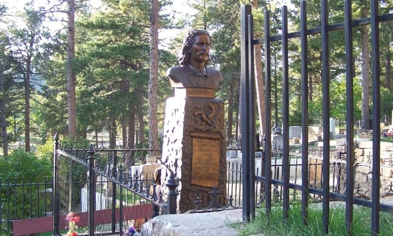 Wild Bill Grave