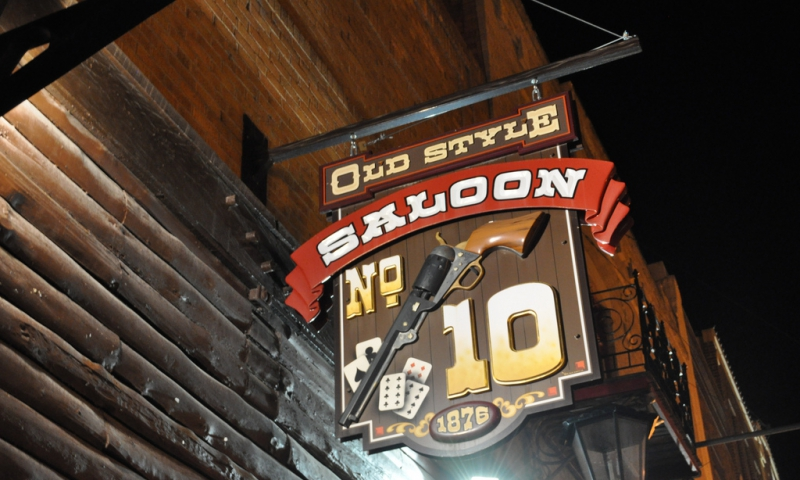 Black Hills SD Bars