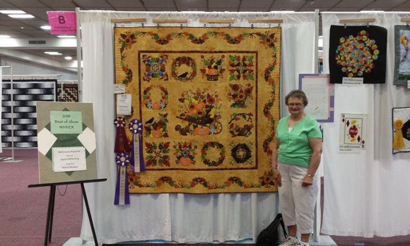 Black Hills Quilter's Guild Show