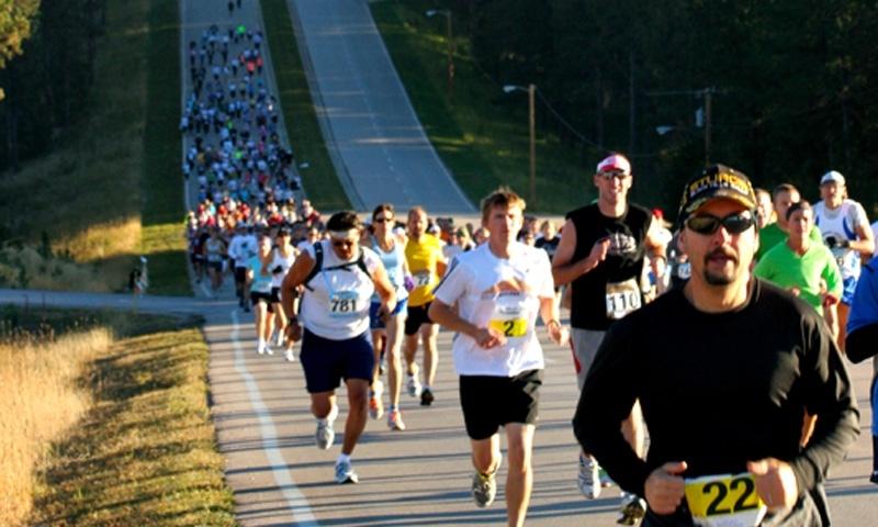 Black Hills SD Marathon
