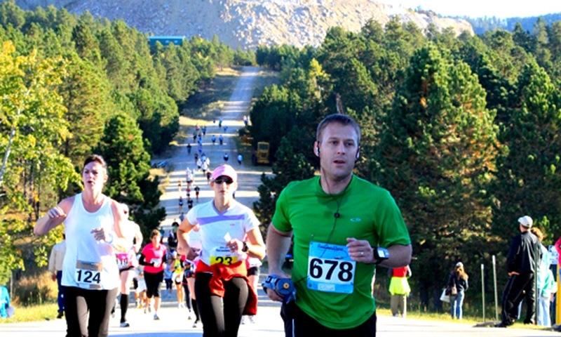 Mt Rushmore Marathon