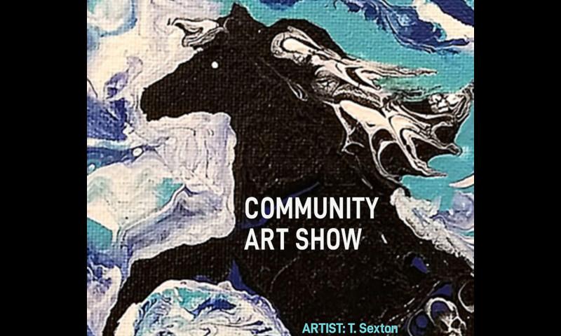 Matthews' Community Art Show