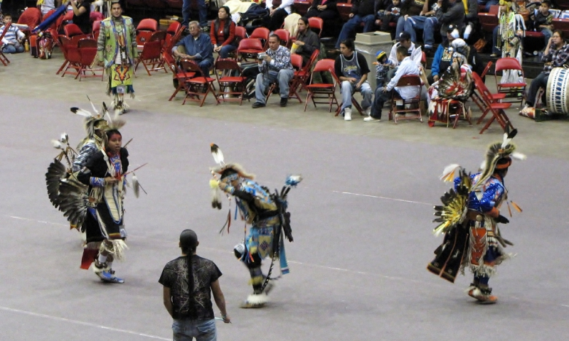 Black Hills South Dakota Pow Wow