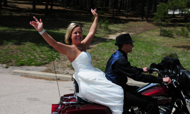 Black Hills Wedding