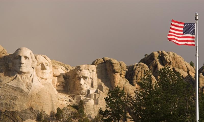 Mount Rushmore Black Hills South Dakota