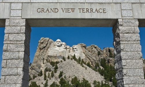 South Dakota Mount Rushmore
