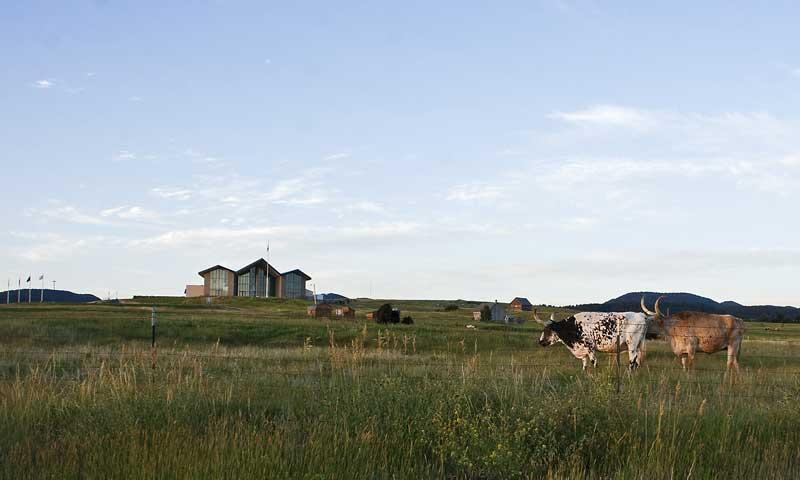 The High Plains Western Heritage Center in Spearfish