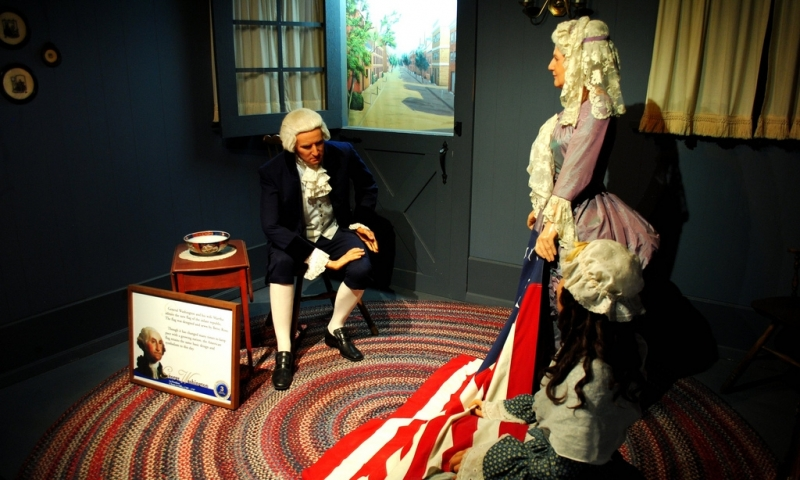 National Presidential Wax Museum Alltrips