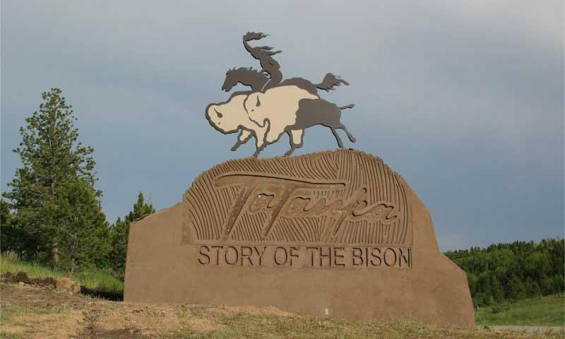 Welcome to Tatanka - Story of the Bison