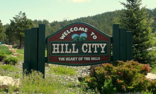 Hill City South Dakota Sd Alltrips