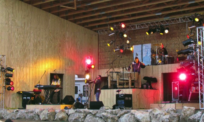 Brule Performance at High Country Guest Ranch Hill City