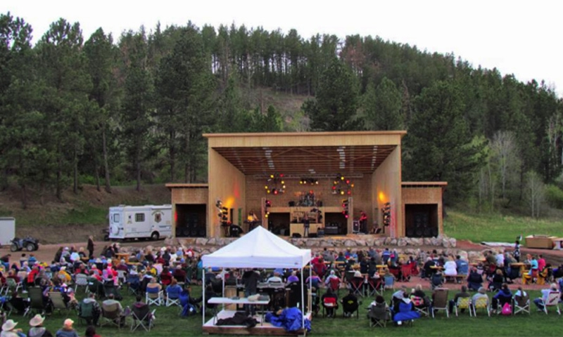 Brule Performance at High Country Guest Ranch Hill City SD