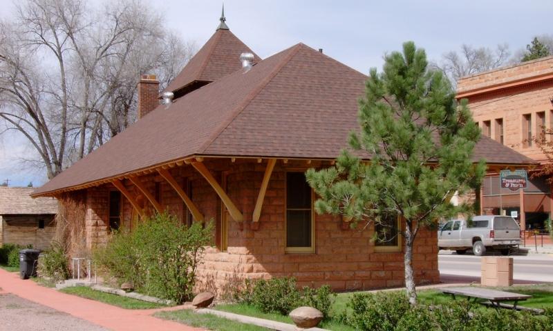 Hot Springs South Dakota
