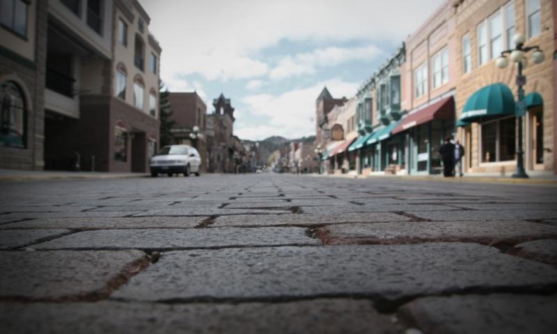Black Hills South Dakota Towns