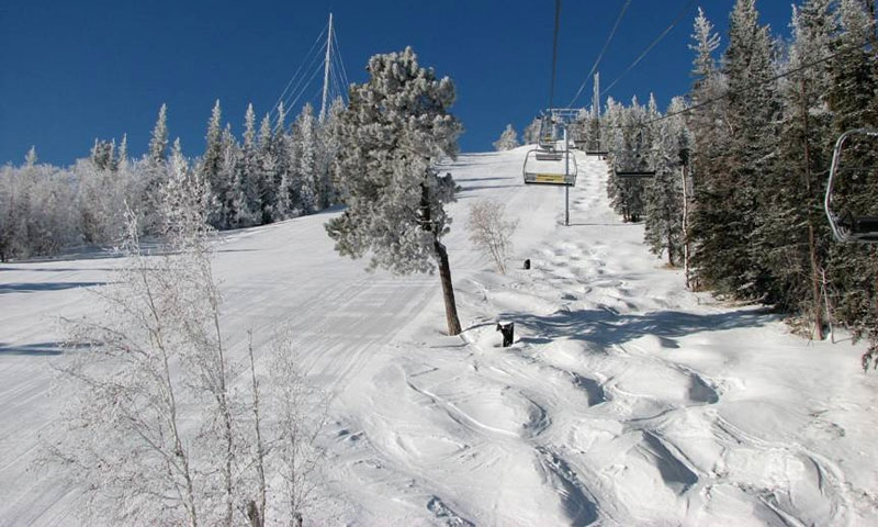 Someone will have fresh tracks at Terry Peak Ski Area