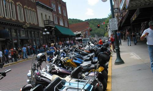 Sturgis South Dakota Motorcycle Rally